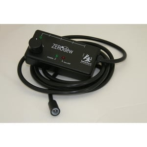 Lunatico ZeroDew Steuerung mit Netzteil-Anschluss