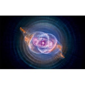 Palazzi Verlag Poster Cat\'s Eye Nebula - Hubble Space Telescope 150x100