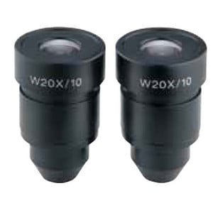 Eschenbach Oculares (par) WF20x/10mm para la serie Stereo