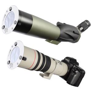 Baader AstroSolar telescope solar filter, 65mm