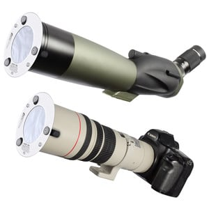 Baader Filtre solare Filtru solar pentru telescop, AstroSolar ASSF 80mm