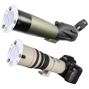 Filtres solaires Baader Filtre solaire AstroSolar ASSF 80 mm