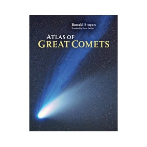 Cambridge University Press Libro Atlas of Great Comets