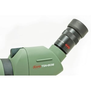 Longue-vue Kowa TSN-663M + oculaire Vario TSE-Z9B 20-60x