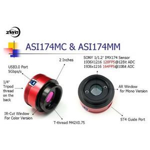 ZWO Kamera ASI 174 MM Mono