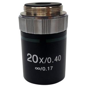 Optika Obiettivo Objettiva-M-147, 40x, E-Plan, IOS per 380