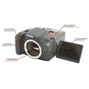 Canon Kamera DSLR EOS 700Da cooled