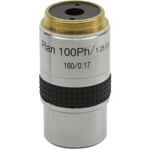 Optika Obiettivo Objettivo M-182,100x/1,25 oil, plan, phase, per B-380