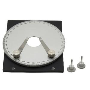 Optika Drehtisch M-175.1, zu Polarisierungssatz für Tischgröße 233 x147mm