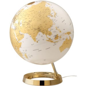 Räthgloben 1917 Light & Colour globe, gold 30cm