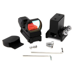 William Optics Red dot finder with quick-release bracket and base