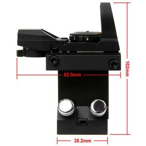 William Optics Cercatore Red Dot con aggancio rapido, raccordo a T e supporto