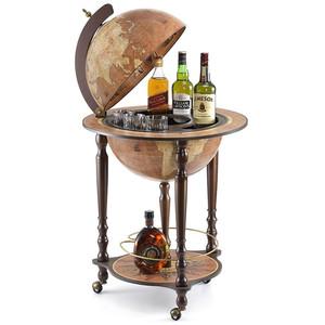 Zoffoli Globo Bar Da Vinci Rust 40cm