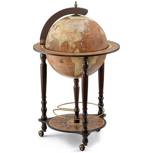 Zoffoli Bar globe Da Vinci Rust 40cm