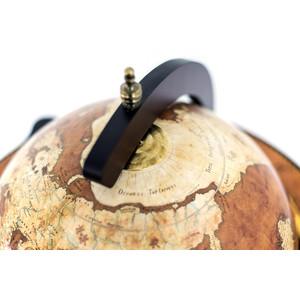 Globe de bar Zoffoli Da Vinci Rust 40cm