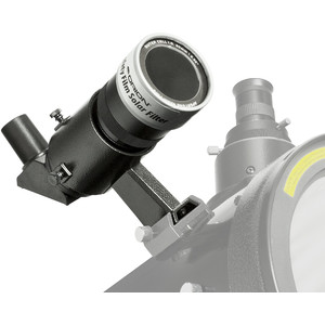 Orion 9x50, 90° finder scope with solar filter