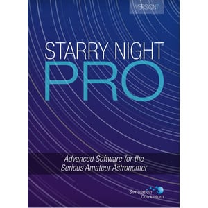 Logiciel Starry Night Pro 7 Astronomy Software