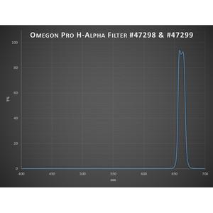 Omegon Pro Filtro H-Alpha de 1,25''