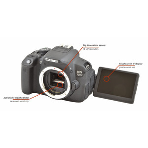 Canon Kamera DSLR EOS 700Da