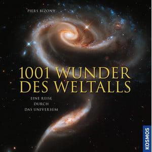 Kosmos Verlag Bildband 1001 Wunder des Weltalls