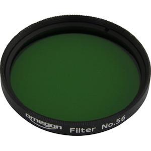Omegon Filtro colorato #56 verde chiaro 2''