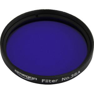 Omegon Filtro colorato #38A blu scuro 2''