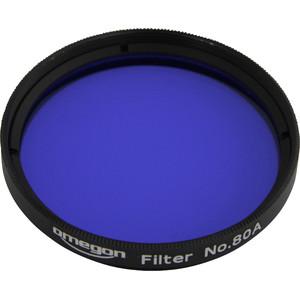 Omegon Filtro colorato #80A blu 2''