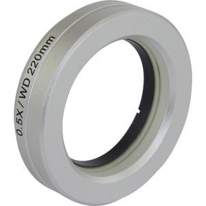 Omegon Obiektyw Telekompresor mikroskopowy 0,5x