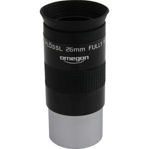 Omegon 1.25'' 26mm super ploessl eyepiece