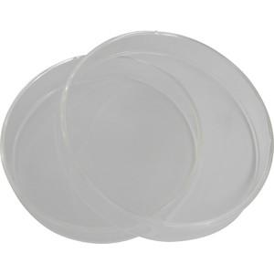 Omegon Boîte de Pétri 100 mm en verre avec couvercle