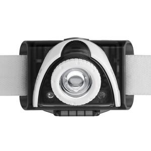 LED LENSER Headlamp SEO5 head lamp, black