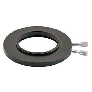 TS Optics Anello a sgancio rapido T2 con rotazione 360°, lunghezza 5,5 mm