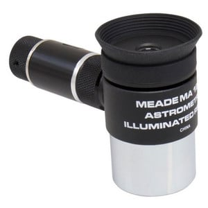"Meade Oculaire de mesure lumineux Series 4000 MA 12mm, 1,25"""