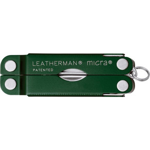 Leatherman Multitool MICRA Green