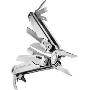 Leatherman Multitool SURGE Silver