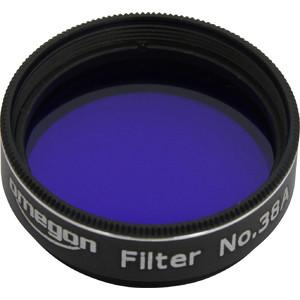 Omegon filtro colorato #38A blu scuro 1,25''