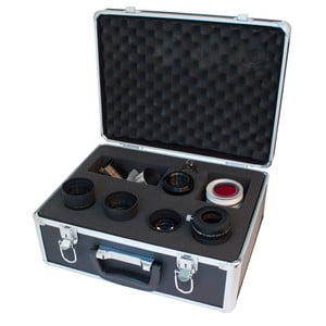 "Meade S 4000 2"" eyepiece set, 3 eyepieces plus accessories"