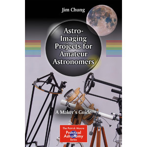 Springer Libro Astro-Imaging Projects for Amateur Astronomers