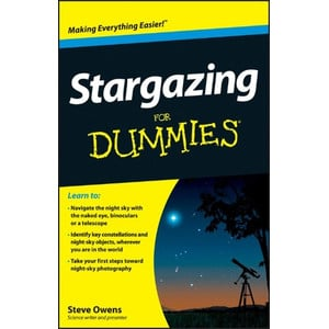 Wiley-VCH Book Stargazing For Dummies