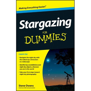 Wiley-VCH Buch Stargazing For Dummies