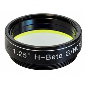 Explore Scientific Filtro h-beta, de 1,25""
