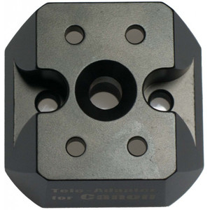 Berlebach Kamerahalterung Adapter für Canon-Teleobjektive