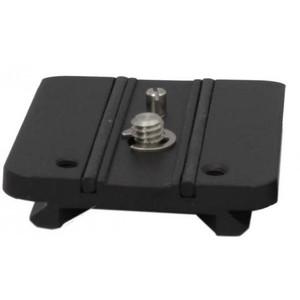 Berlebach Piastra cambio rapido 050/40 mm compatibile UniQ/C