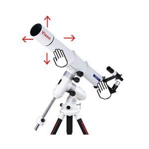 Vixen Refractor apocromático AP 80/600 ED80Sf Advanced Polaris