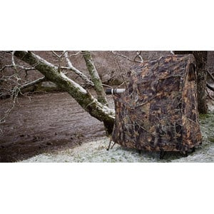 Stealth Gear Camouflaged tent, for 2 persons, with chair