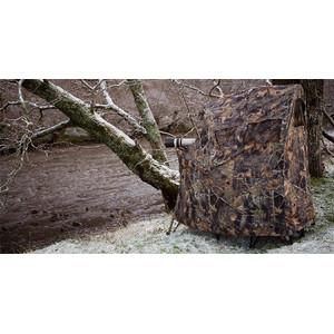 Stealth Gear Tente de camouflage pour 2 personnes avec chaise