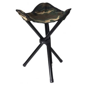 Stealth Gear Folding stool, 3-legged