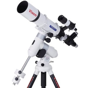 Vixen Refractor apocromático AP 80/600 ED80Sf Advanced Polaris AP-SM Starbook One