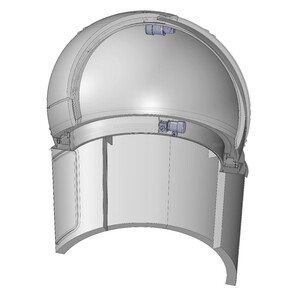 ScopeDome Coupole d'bservatoire de 2m de diamètre H120