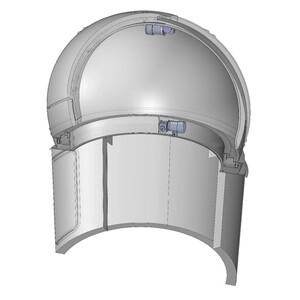 ScopeDome Cupola per l'osservazione astronomica - diametro 2 m, H80